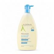 A-derma primalba gel limpiador suave bebe (500 ml)