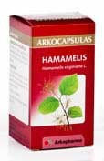 Arkocapsulas hamamelis  50 caps