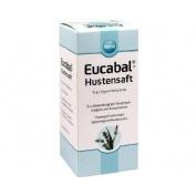 EUCABAL JARABE, 1 frasco de 100 ml