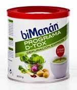 Bimanan programa detox (300 g)