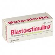 BLASTOESTIMULINA 2% POLVO CUTANEO, 1 frasco de 5 g
