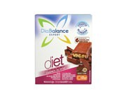 Diabalance expert diet barrita chocolate 6 bar