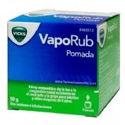 VAPORUB POMADA, 1 frasco de 50 g