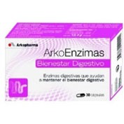 Arkoenzimas bienestar digestivo (30 caps)