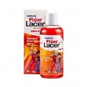 FLUOR LACER 0,05% DIA COL/FRE500ML