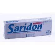 SARIDON 250 MG/150 MG/50 MG COMPRIMIDOS, 20 comprimidos