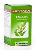 Arkocapsulas camilina  50 caps