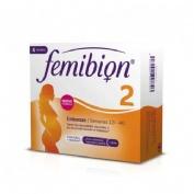 Femibion 2 (28 comprimidos y 28 capsulas)